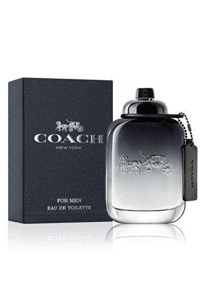 Coach For Men Edt 100 ml Erkek Parfümü 3386460086325