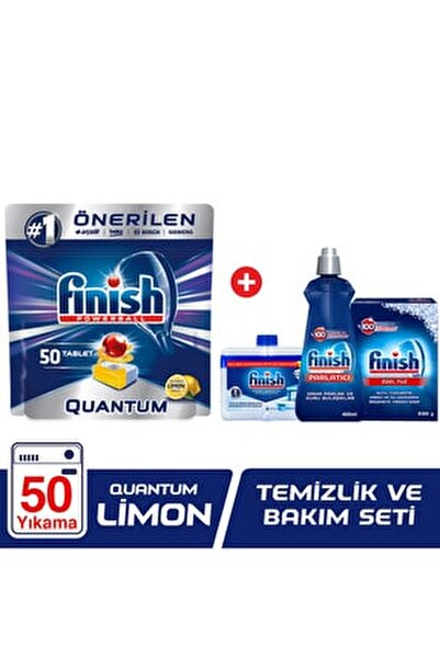 Finish Tablet Deterjan