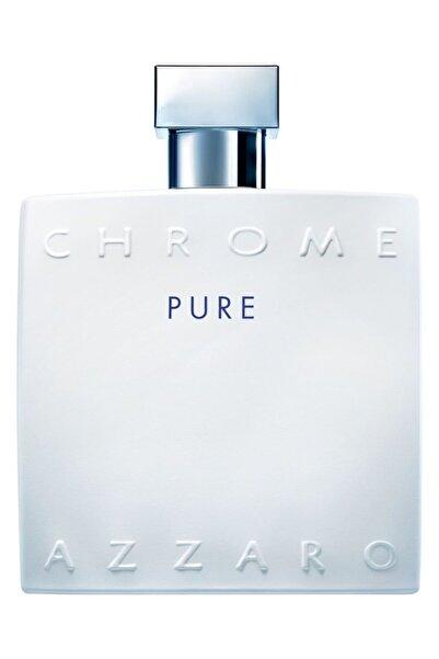 Azzaro Chrome Pure Edt 100 ml Erkek Parfüm 783320471704