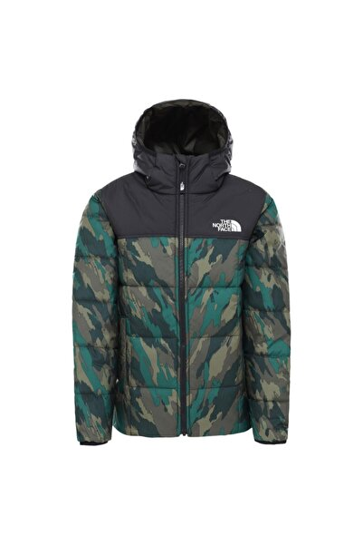 THE NORTH FACE Unisex Çocuk Haki B Rev Perrıto Ceket Nf0a4tjgtsr1