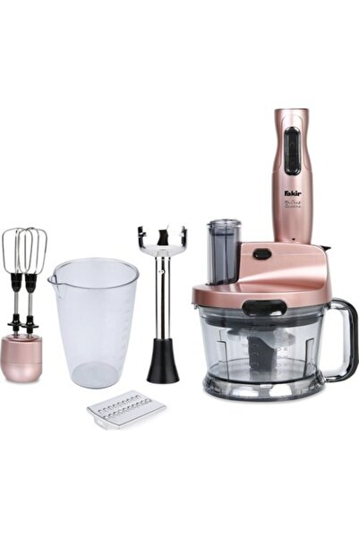 Fakir Mr.chef Quadro Rose 1000 W Blender Seti