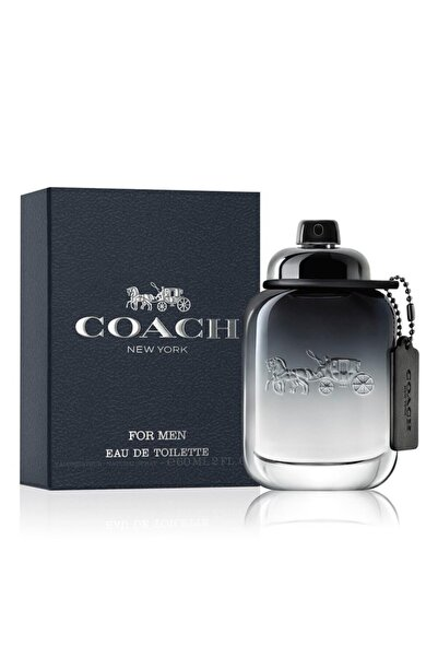 Coach For Men Edt 60 ml Erkek Parfümü 3386460086332