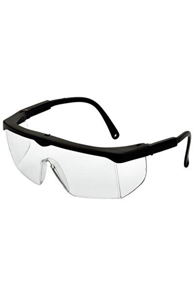 Bul-Max 2 Adet Şeffaf Usta Çapak Gözlüğü Koruyucu Gözlük