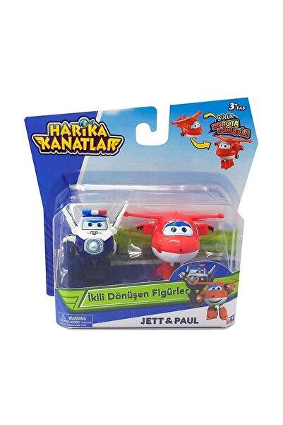 Mega Bloks Jett Ve Paul 10630