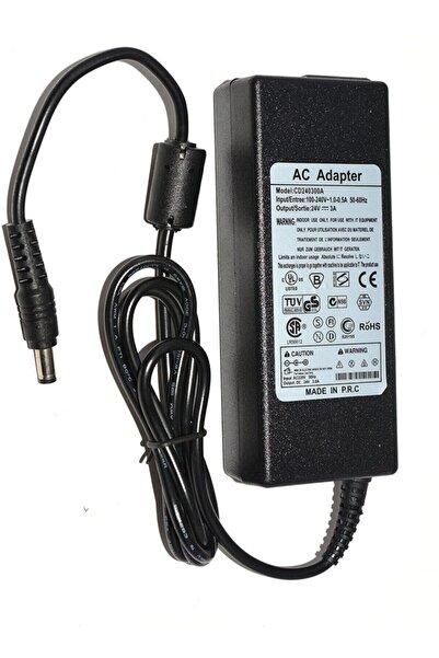 Platoon 24volt 3 Amper Standart Uçlu Adaptör 24 Volt 3 Amper Adaptör