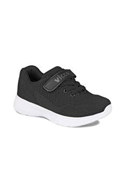 Hutson Spor Ayakkabı Siyah