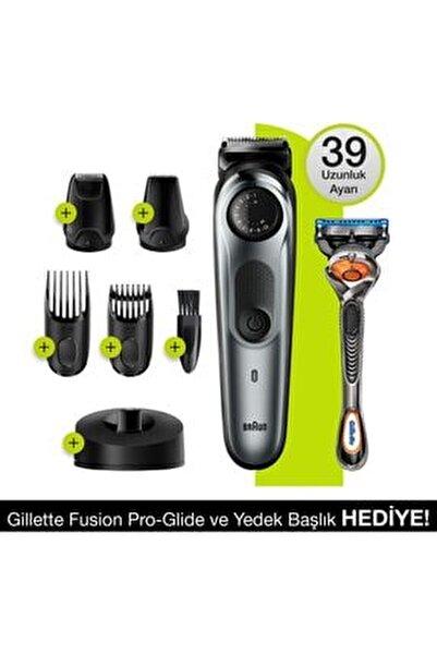 Bt 7240 Saç&sakal Şekillendirici + Gillette Hediye