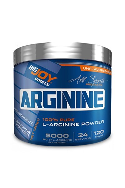 Big Joy Bigjoy Sports Arginine Powder Aromasız 120 gr