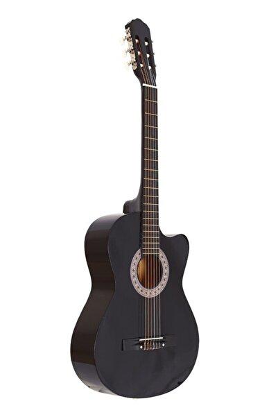 MADRID Mcg-120c Bk Cutaway 39 Klasik Gitar Tam Boy