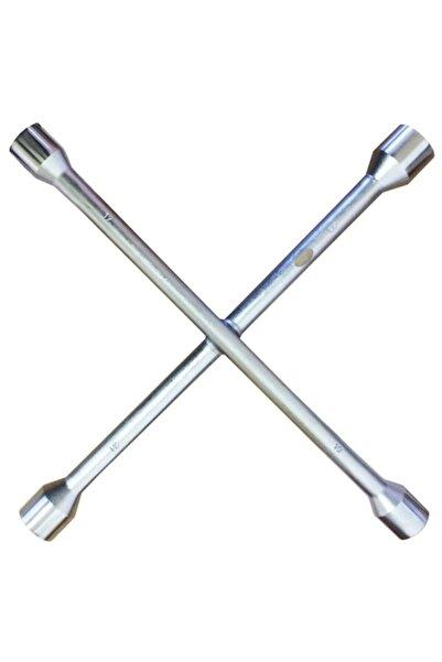 ModaCar Çelik 4 Uçlu Bijon Anahtar 422677