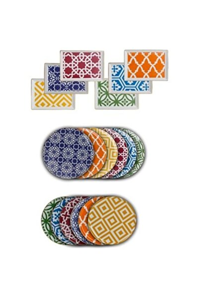 SOYLU Porland Morocco 18 Parça Set
