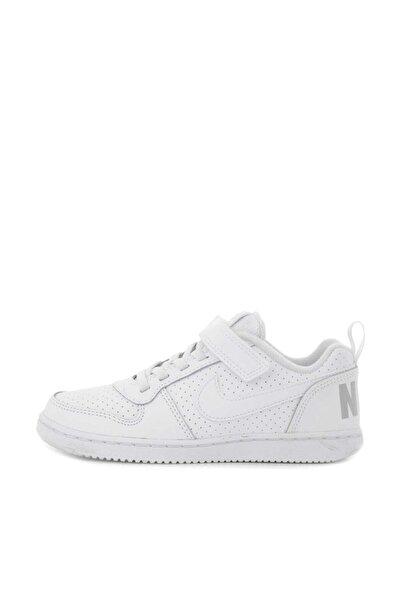 Nike Kids Nike 870025-100 Court Borough Low Ayakkabı