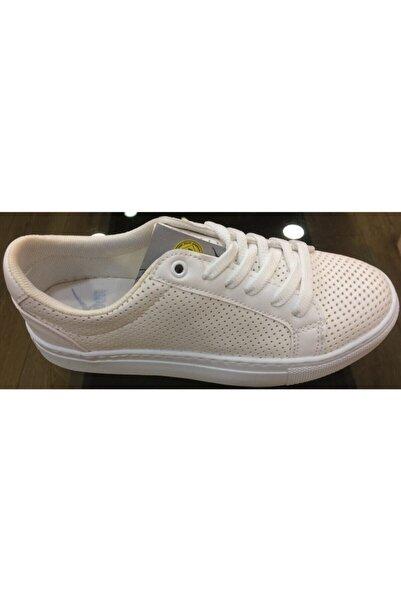 Cazador Kadın Beyaz Renk Günlük Ayakkabı Cdr 9820