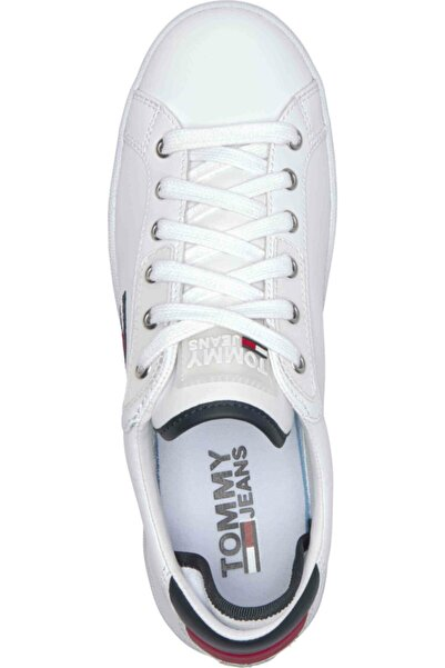 Tommy Hilfiger Th Kadın Flatform Sneaker