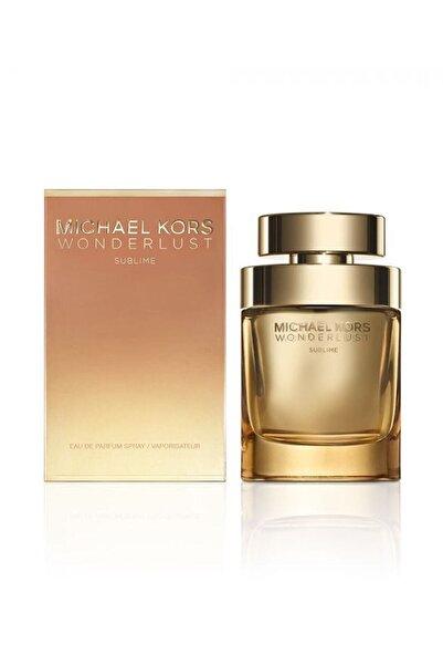 Michael Kors Wonderlust Sublime Edp 100 ml Kadın Parfüm 022548412824