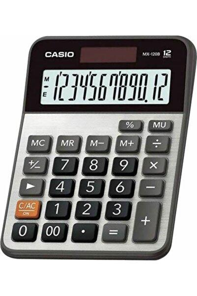 Casio Mx-120b 12 Hane Masa Üstü Hesap Makinesi