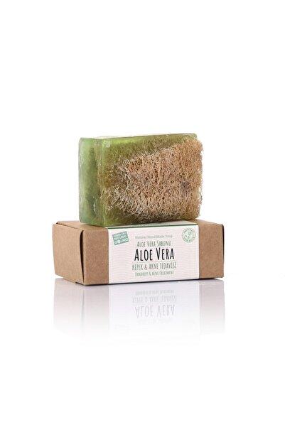 dionesse El Yapımıdoğal Kabak Lifli Aloe Vera Sabun El Yapımı