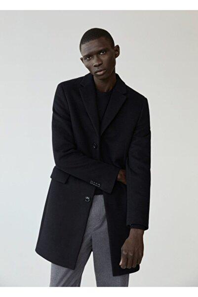MANGO Man Yün Tailored Palto