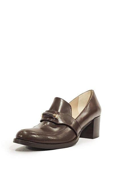 Nursace Hakiki Deri Klasik Ayakkabı Nsc19y-a05179