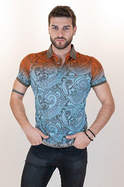 Giovane Gentile Erkek Polo Yaka T-shirt 1970