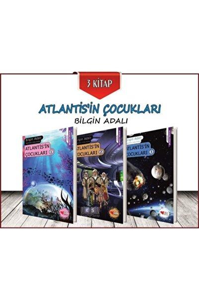 Can Çocuk Yayınları Atlantis'in Çocukları Seti 3 Kitap - Bilgin Adalı -