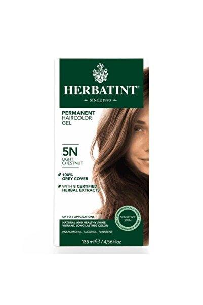Herbatint Kahverengi Saç Boyası 5n Chatain Clair