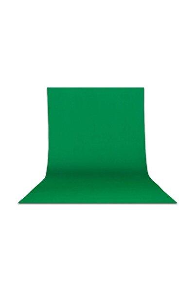 ADA GREENBOX (2x3 M) Chromakey-green Screen- Greenbox Yeşil Fon Perde- % 100 Pamuk