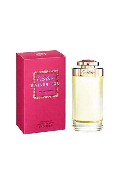 Cartier Baiser Fou Edp 75 ml Kadın Parfüm 3432240501172