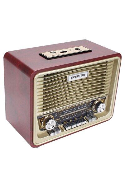 DIGERUI Everton Rt-861 Blutoothlu Nostaljik Radyo - Elk-02898