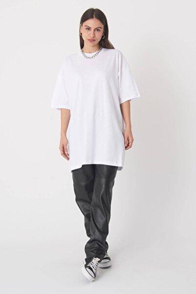 Addax Oversize T-shirt P0731 - G6 - K7