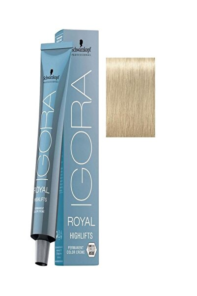 Schwarzkopf Igora Royal Saç Boyası 10-1 Ultra Sarı Sandre
