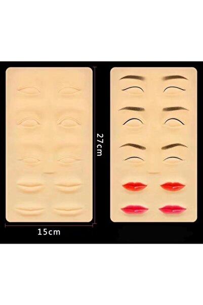 Bmx Kalıcı Makyaj Micropigmentasyon Çalışma 3d Dudak&eyeliner&kaş Lateksi 2 Adet