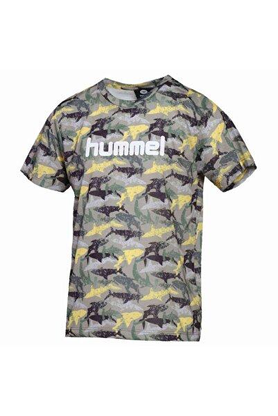 HUMMEL Sharkan Kısa Kollu Tişört