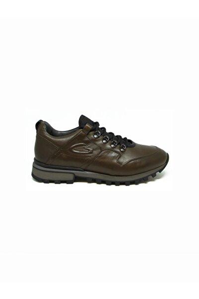 ALBERTO GUARDIANI Erkek Kahverengi Klasik Ayakkabı