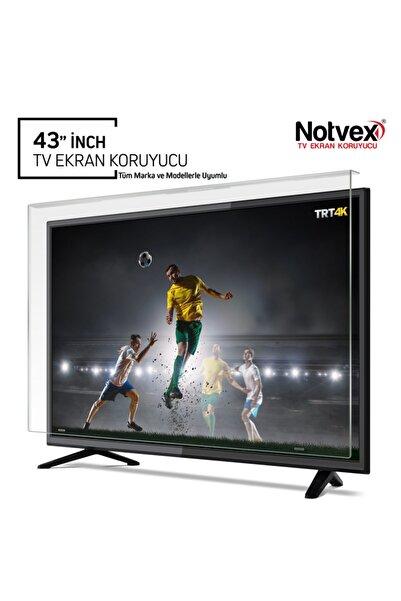 Notvex 43 Inç 109 Ekran Uyumlu Tv Ekran Koruyucu