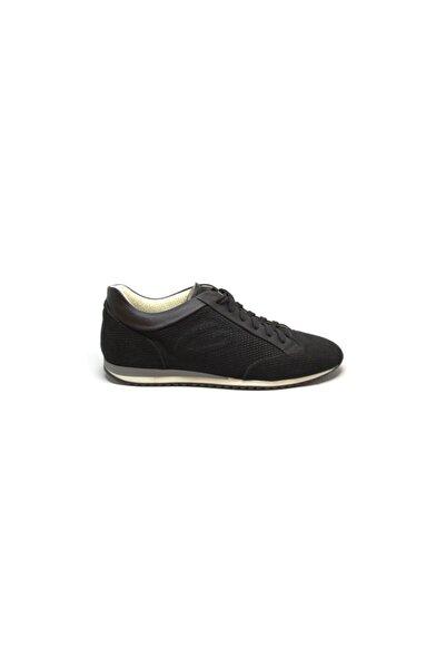 ALBERTO GUARDIANI Erkek Siyah Günlük Ayakkabı Su68401c/z/ra00