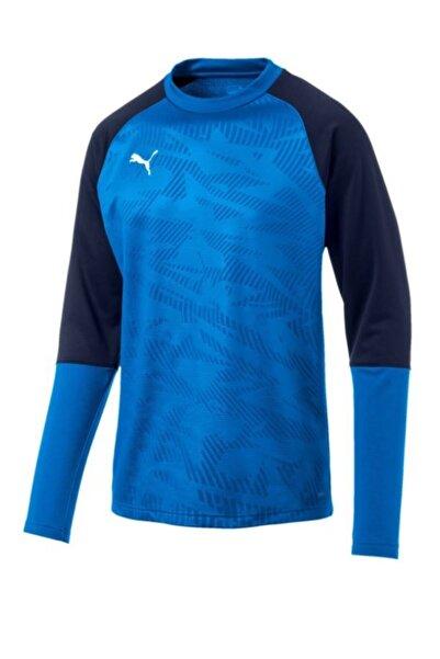 Puma Football Soccer Kids Sports Training Long Sleeve Sweater Sweatshirt Top 65602102