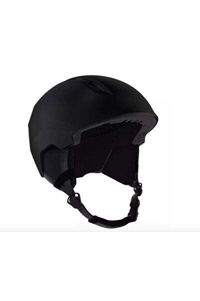 WEDZE Unisex Siyah  Kayak Kaskı  500