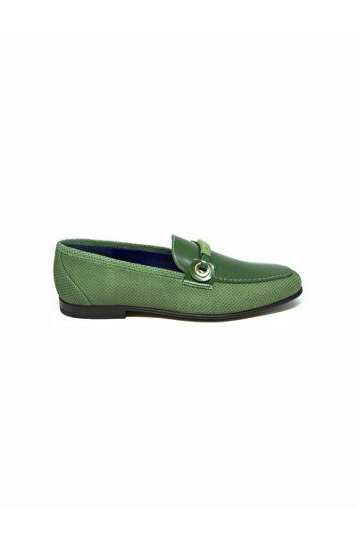 ALBERTO GUARDIANI Erkek  Yeşil Ayakkabı