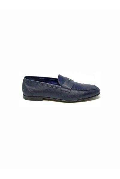 ALBERTO GUARDIANI Erkek Lacivert Ayakkabı