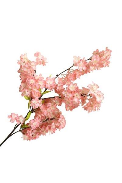 Nettenevime Yapay Çiçek Bahar Dalı Japon Kiraz Çiçeği 90 cm