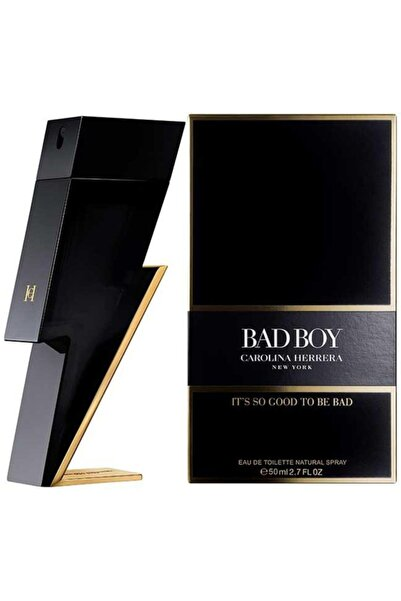 Carolina Herrera Bad Boy Edt 50ml Erkek Parfümü 8411061926093