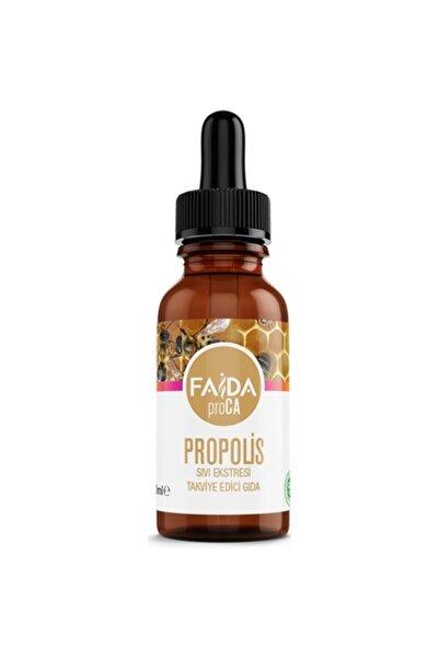 Faida ProCa Propolis Vital Sıvı Ekstraktı Suda Çözünür Damla 30ml