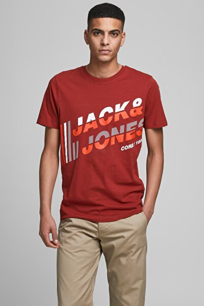 Jack & Jones Jcoalpha Tee Ss Fst
