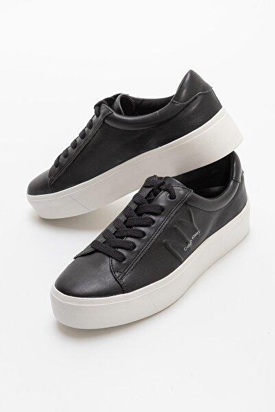 Calvin Klein Kadın Siyah Jamella Sneaker