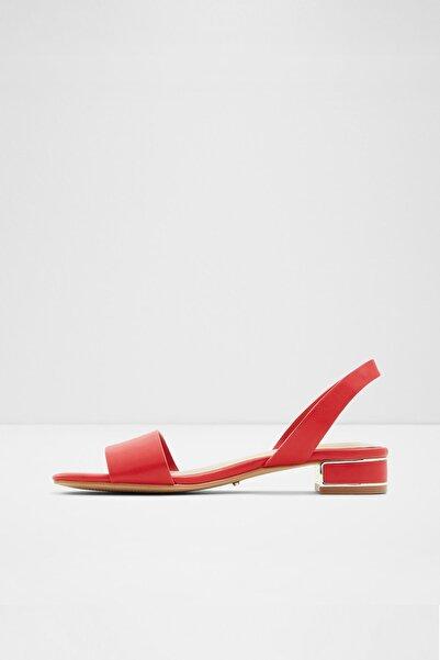 Aldo Candal - Kırmızı Kadın Sandalet