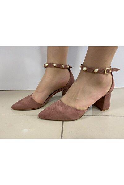 PUNTO Kadın Topuklu Ayakkabı