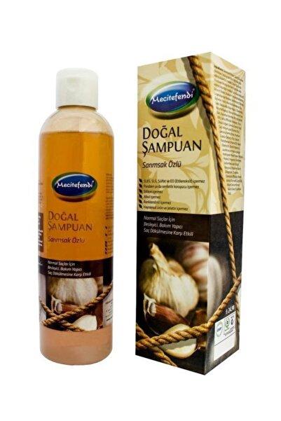 Mecitefendi Doğal Şampuan Sarımsak Özlü 250 ml