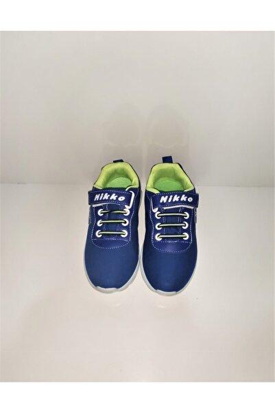 Nikko Çocuk Mavi Sneaker Ayakkabı