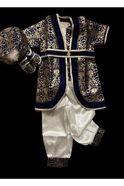 prince baby Erkek Bebek Mevlüt Takımı-Sünnet Kıyafeti
